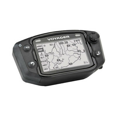 Trail Tech GPS Voyager Computer For Yamaha With EZ FIN Sensor 912-303
