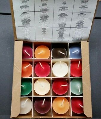 New Partylite Scents of the Season Votive Sampler P85002 NIB Fall/Winter scents