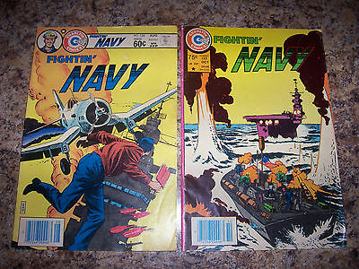 Fightin' Navy Comics