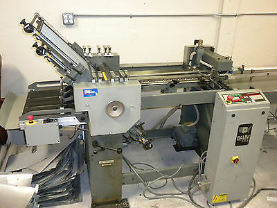 Baum folder machine