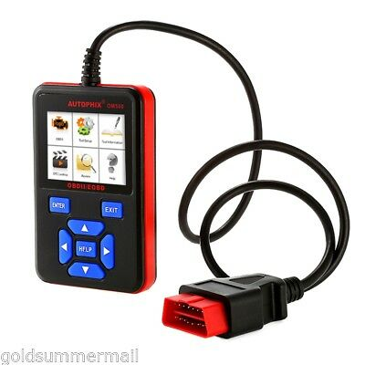 OM580 Full Function Diagnostic Scanner OBDMate OBDII EOBD Code Read Scan Tool
