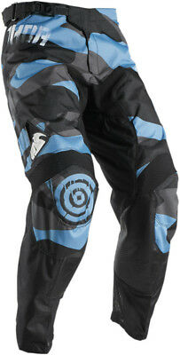 Thor Pulse Covert Pants Midnight Black/Blue 32 2901-5825