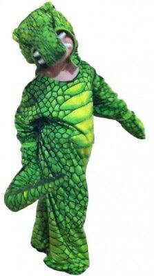 Elka Crocodile Costume for Kids 100cm