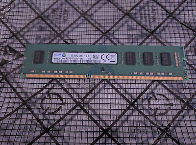 Samsung 16GB (2x 8GB) DDR3 1600MHz -M378B1G73DB0-CK0- PC3-12800 Unbuffered DIMM