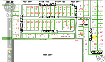 Vacant R2 Residential lot 75'x100' Florahome, Putnam County, Florida