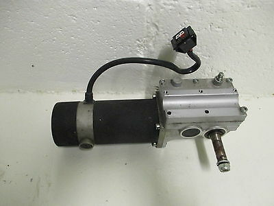 Pride Jazzy 1121 Motor Gearbox and Electric Brake