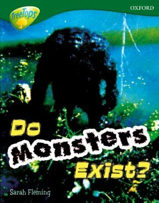 Oxford Reading Tree: Level 12: Treetops Non-Fiction: Do Monster... 9780199198627