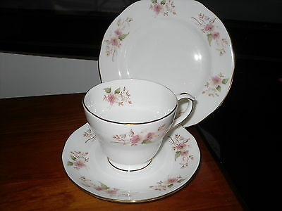 "Duchess Bone China Three piece set - ""Glen"""