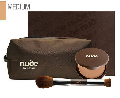 Nude by Nature Complexion Companions Pack - Medium