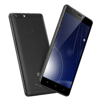 "6.0"" Elephone C1 Max 4G Smartphone Android 7.0 Octa Core 2GB+32GB 13MP Téléphone"