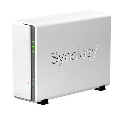 DS115J/2TB-REDPRO Synology DS115J/2TB-REDPRO 1 Bay NAS - DS115J/2TB-REDPRO  (Sto