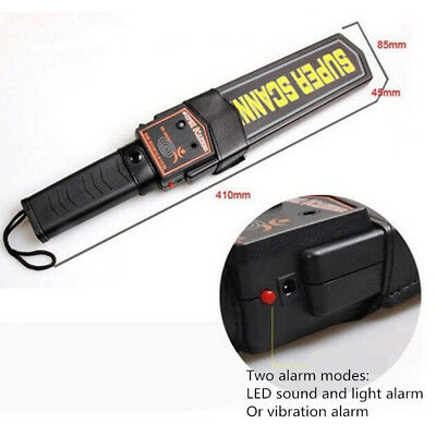 Security Metal Detector Scanners High Sensitivity Metal detectors Handheld