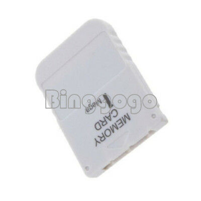 New Memory Card For Playstation 1 One PS1 PSX Game useful practical Affordable