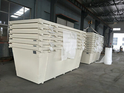 4M3 Skip Bins,,marrel skip bins with door,hook skip bins,Hook lift bins