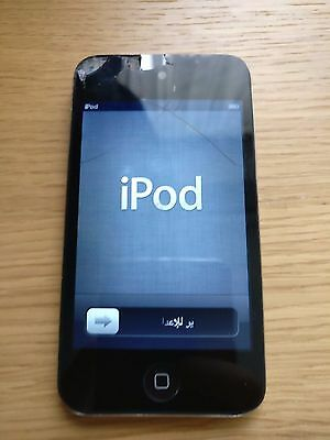 Apple iPod touch 4th Generation (Late 2010) Black (32GB)