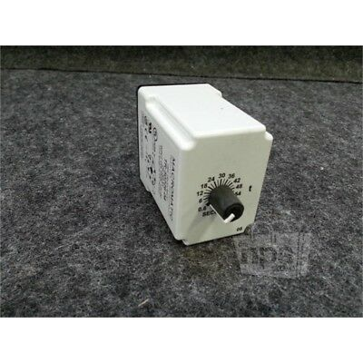 Macromatic TR-50226-08 Time Delay Relay, 12V, 0.6-60 Seconds