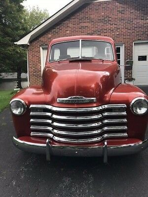 1953 Chevrolet Other Pickups  1953 Chevrolet pickup 3100, 5 window