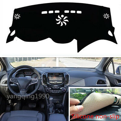 For Chevrolet Cruze 2016 2017 Non-slip DashMat Dashboard Cover Dash Cover Mat