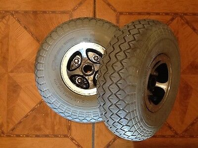 Invacare Taurus Wheels and Tyres Rear