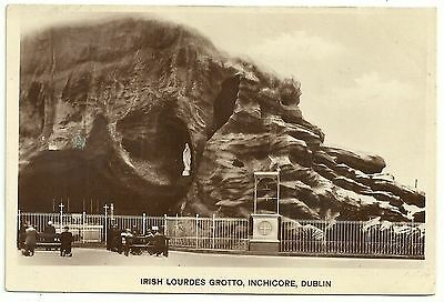 Ireland Co Dublin  postcard Irish Lourdes Grotto Inchicore Dublin