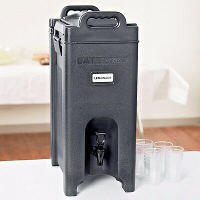 NEW! 5 Gallon Insulated Hot/Cold Coffee Juice Catering Beverage Drink Dispenser