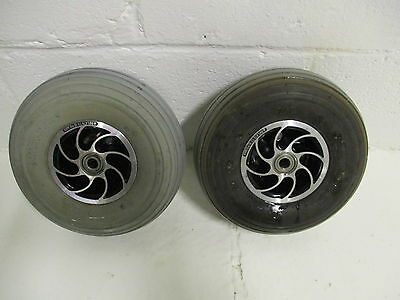 Pride Victory Wheels and Tyres Front Pair