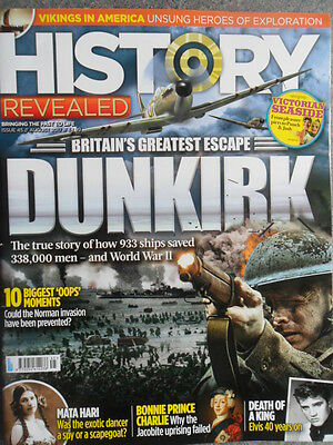 History Revealed. August 2017. Issue 45.