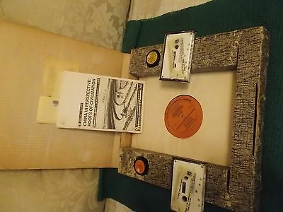 CHINA IN PERSPECTIVE Guidance Associates 3 filmstrip/ tape/ record 1970
