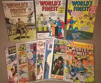 159 Silver/bronze Dc/charlton/tower +Near Complete Atlas Comics See List