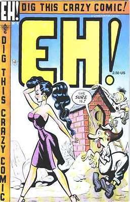 Eh! (1997 series) #1 in Near Mint - condition. FREE bag/board