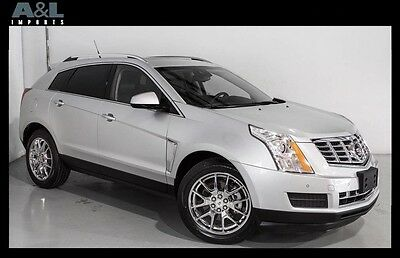2014 Cadillac SRX Luxury Pano Roof Factory 20 inch Chrome Wheels 2014 Cadillac SRX Luxury Collection 27K Pano Roof 20 inch Chrome Wheels Warranty