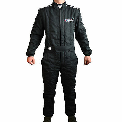 GBRacing OMP First-S Suit feuerschutzoverall Fire-Proof Overall FIA 8856-2000