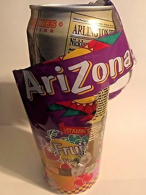 Hot Novelty: New Factory-Relabeled Arizona Fruit Punch Found / Jack Nicklaus