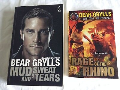 2 Bear Grylls Books