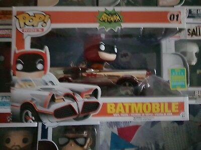 rare funko pop vinyl batman exclusive