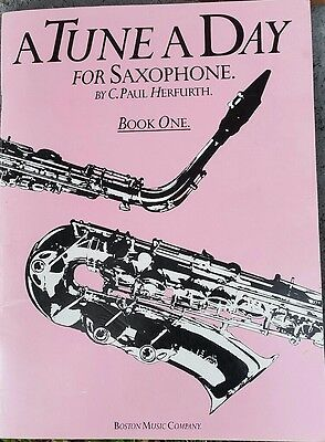A Tune A Day For Saxophone
