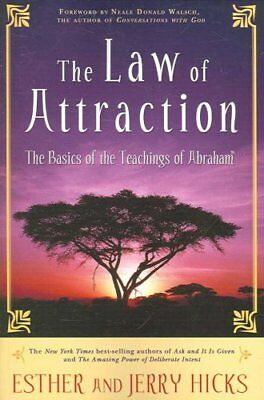 The Law of Attraction The Basics of the Teachings of Abraham 9781401912277