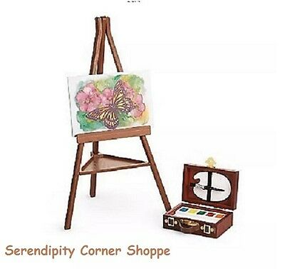 American Girl Beforever Samantha's Painting Set Complete NIB