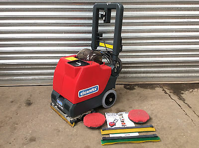 Cleanfix Ra 320 Ibc Comercial Compact Battery Operated Scrubber Dryer Rrp £1400
