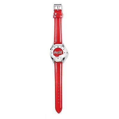 """""""Limited Time"""" Coca-Cola Christmas Bear Watch NEW IN BOX"""