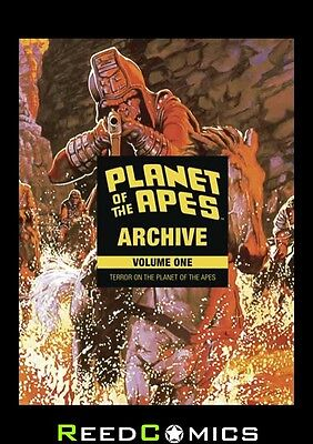 PLANET OF THE APES ARCHIVE VOLUME 1 HARDCOVER New Hardback (368 Pages)