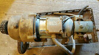 Normand Electrical Co LTD (NECO) Electric Motor
