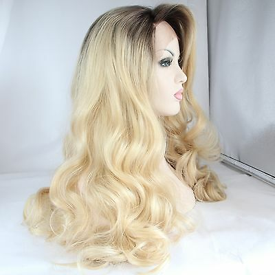 Human Remy Hair Wigs-Front Lace Syntactic,- Fresh Handmade Wigs-100%luxury