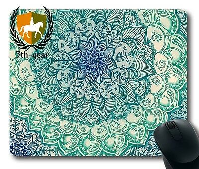 Creative Painting Custom Rectangle Mouse Pad Oblong Gaming Mousepad in...