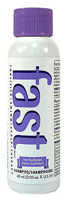 NEW SLS AND PARABEN FREE FAST SHAMPOO FOR RAPID ACCELERATING HAIR GROWTH 60ml