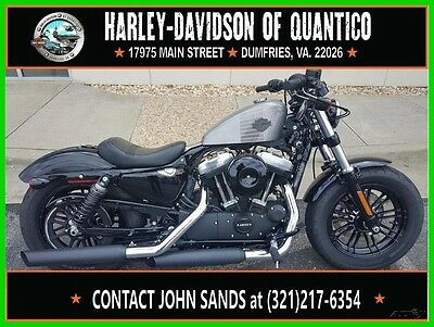 2016 Harley-Davidson Sportster  2016 Harley-Davidson Sportster XL1200X   FortyEight Used