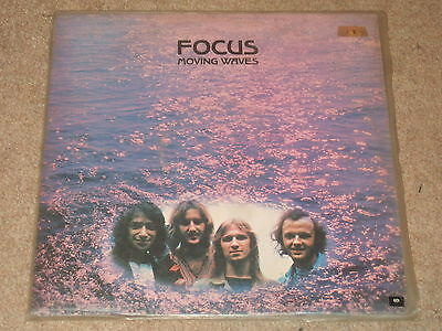 Focus  ‎– Moving Waves LP      1973  PROG ROCK!!