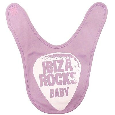 OFFICIAL Ibiza Rocks Baby Grow Romper MINT Green Plectrum Logo 0-18 months