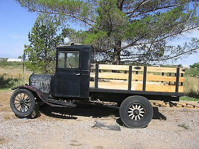 1926 Ford Other  1926 Model T Ford One Ton Truck