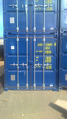 Shipping Container Doors (Sold in pairs)